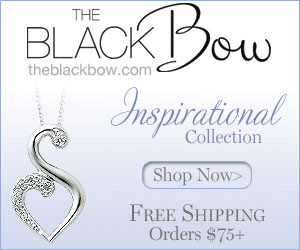 black bow necklaces and jewelry